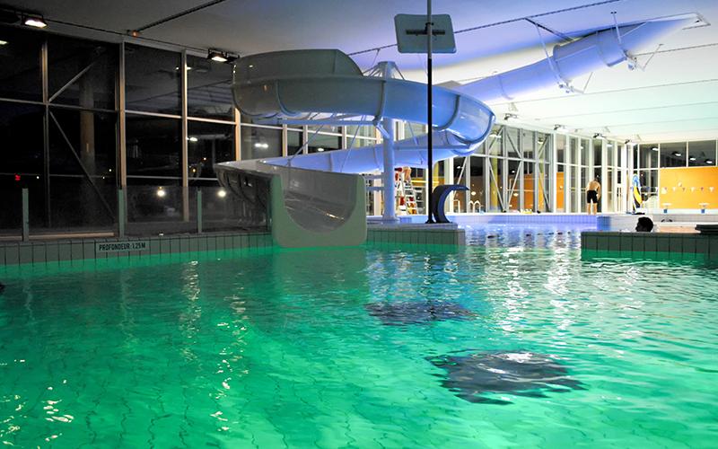 L 39 espace aquatique de la piscine de mourenx for Piscine de mourenx
